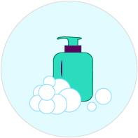 סבון מפנק
