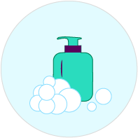 pampering soap