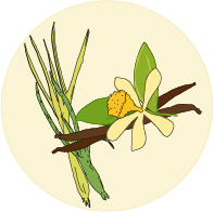 Vanilla lemon grass