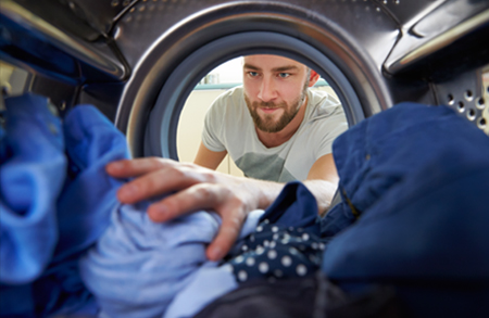 How to do laundry the smart way? Instructions