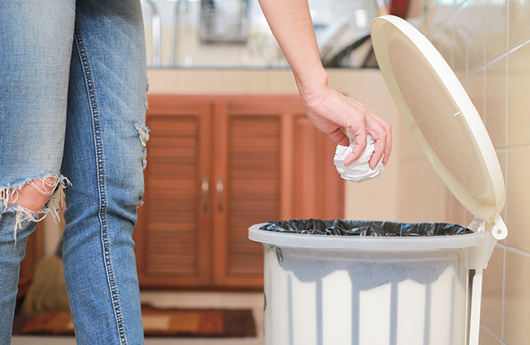 מהפך לפח: איך תגרמו לאיזור האשפה בבית להיות נקי ומסודר?