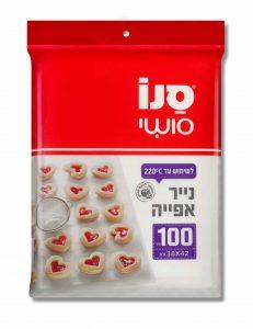 سانو سوشي 100 أوراق للخبز