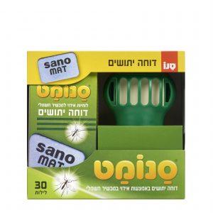 Sanomat  Mosquito Repellent