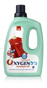 Sano Oxygen  Gel for Stain Removal
