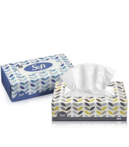 Sano Soft  Nose Wipes in a Box