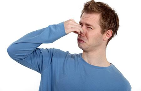 5 Possible reasons for a bad odor around the house