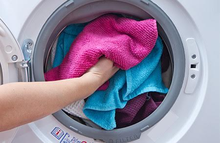 How to treat the washing machine periodically